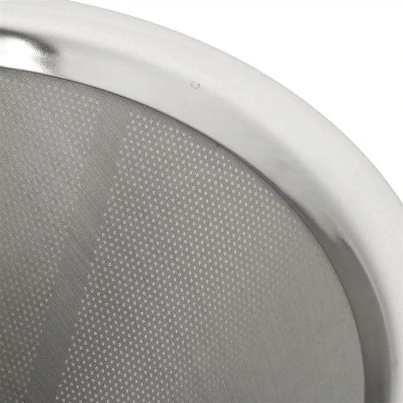 Coador Filtro de Café Inox Permanente Não Usa Filtro de Papel Onyx 4181
