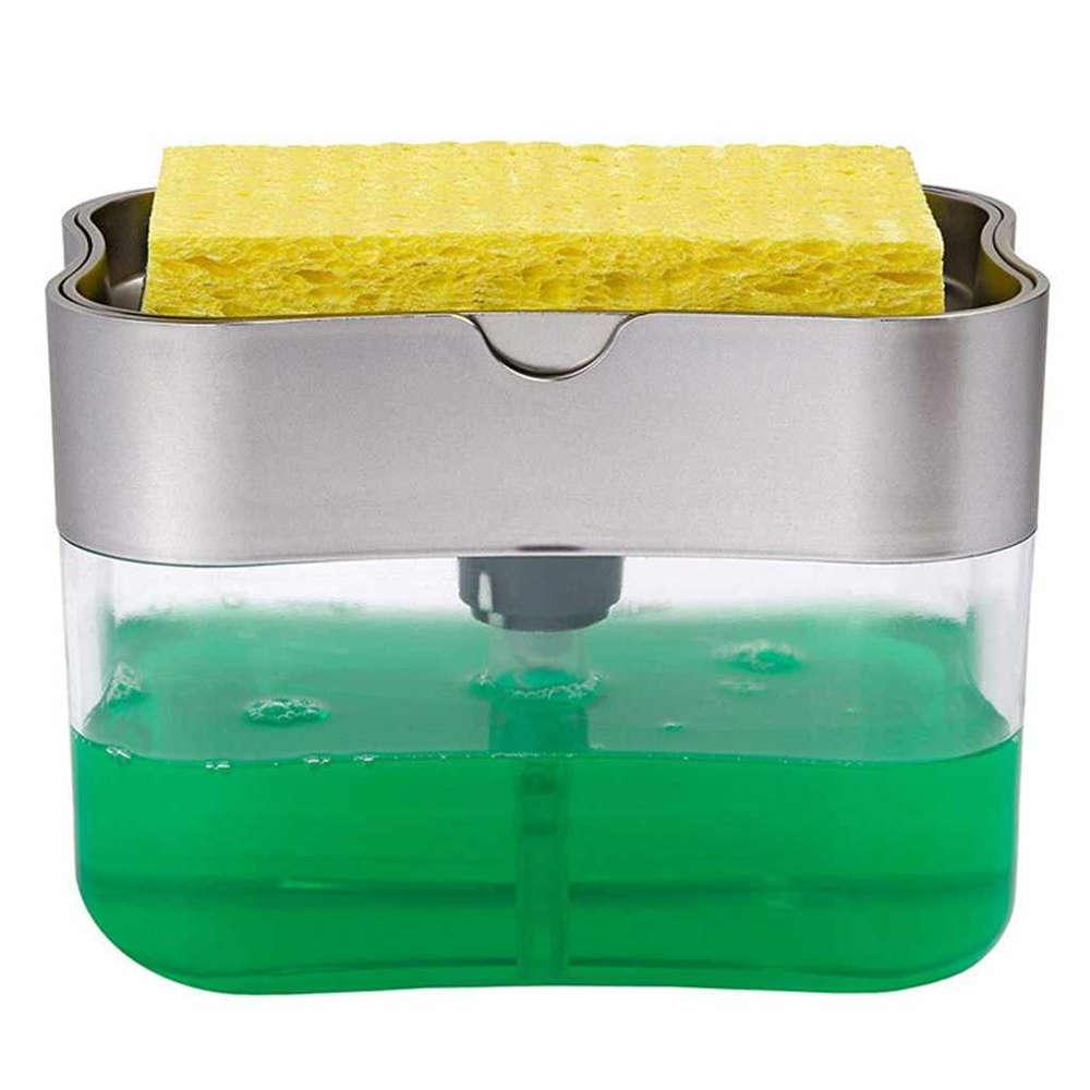 Dispenser Porta Detergente Automático com Espoja AG1049