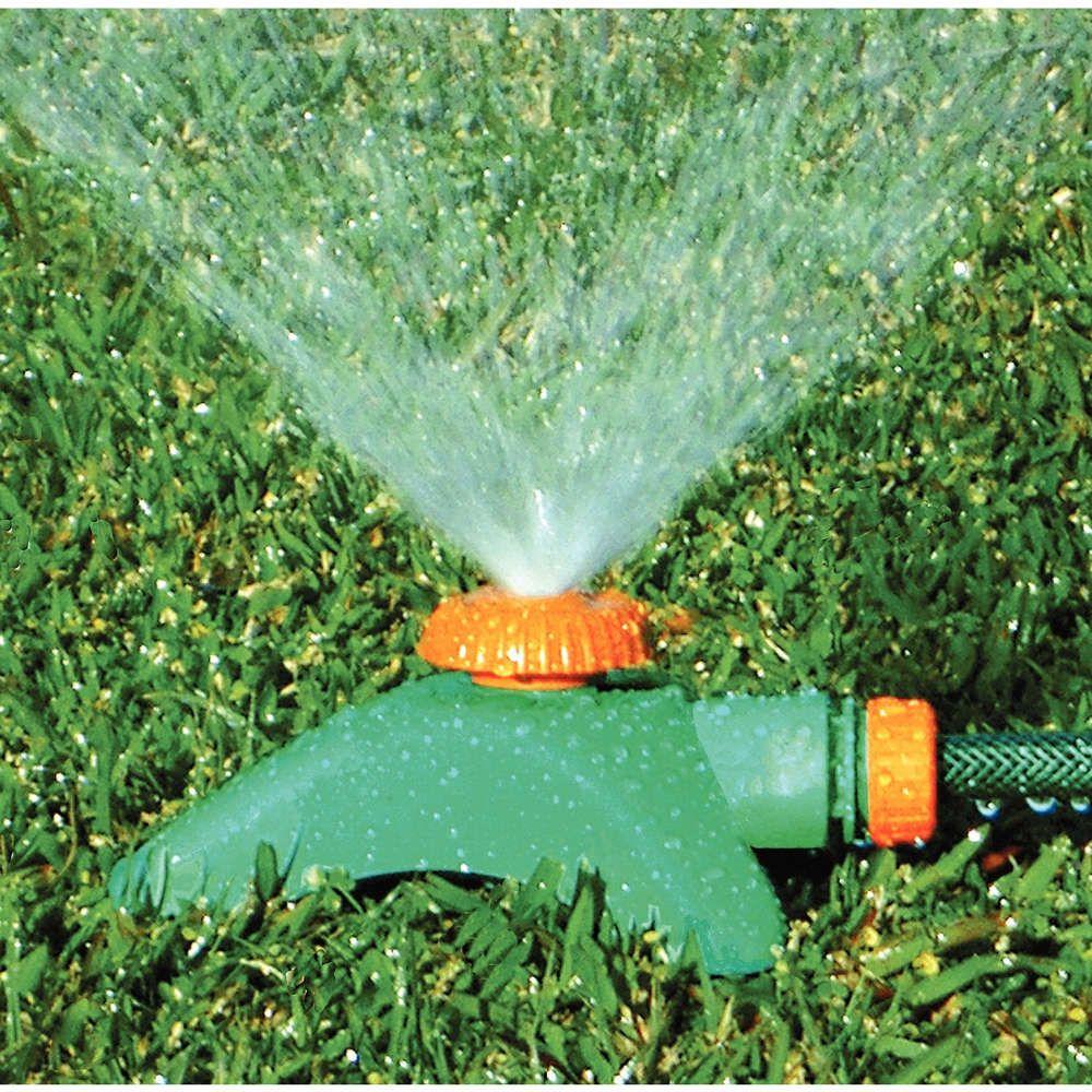 Irrigador Aspersor Estático com Base de Apoio e Pontalete - Tramontina - 78523/500