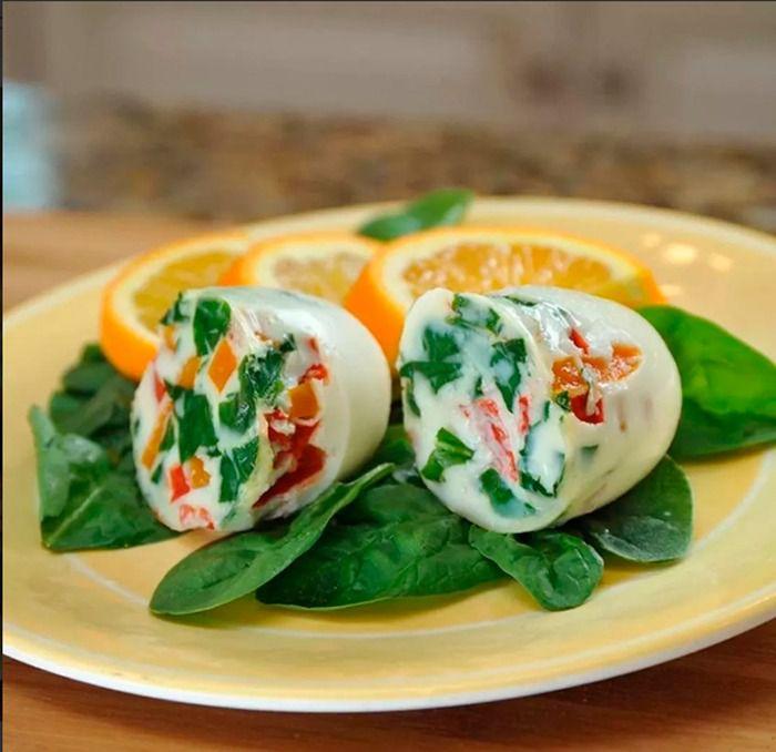 Kit 6 Forma de Silicone para Ovo Cozido de Silicone Egg Boil G205