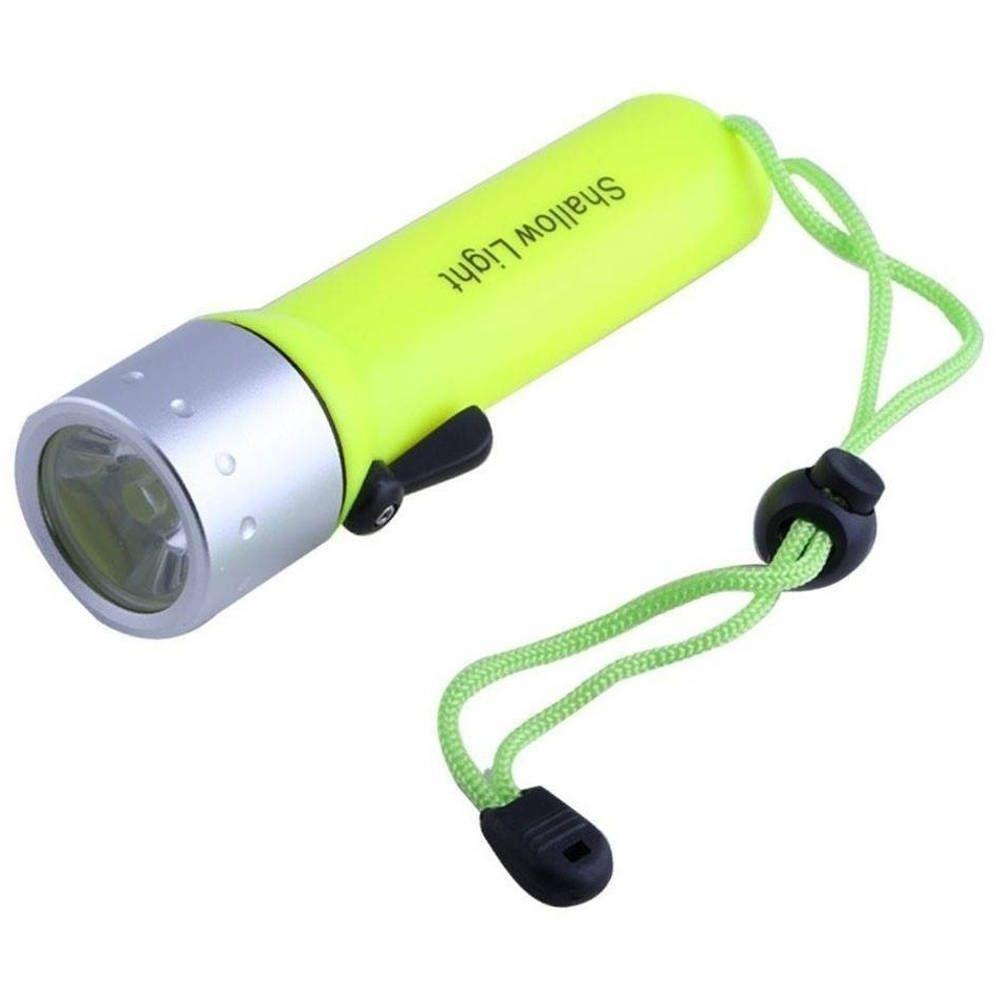 Lanterna Para Mergulho A Prova De Água 180 Lumens PDO 311