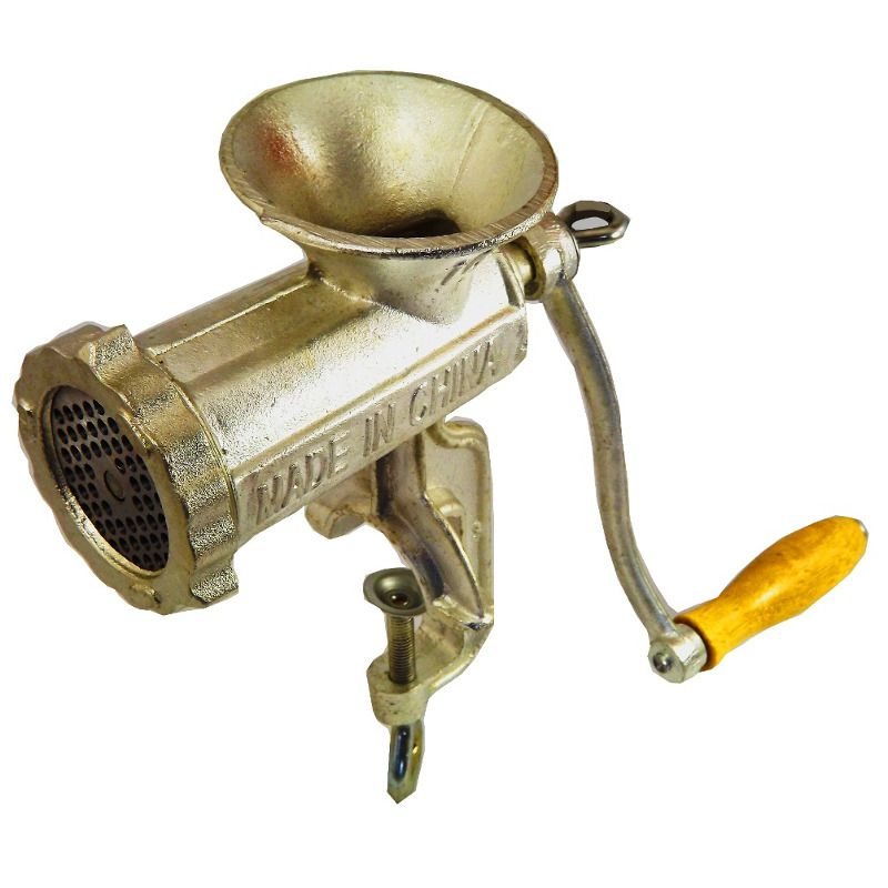 Maquina Moedor de Carne em Ferro Fundido Nº 10 Dasshaus 114195