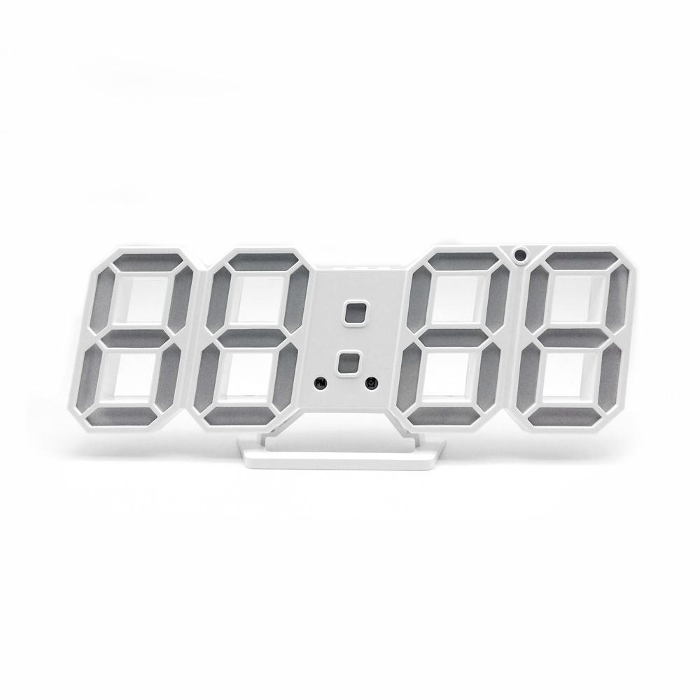 Relógio de Mesa / Parede Digital Led com Despertador Jiaxi 6609