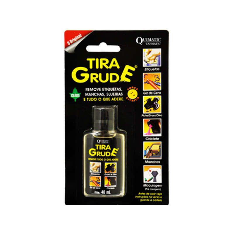 Removedor Tira Grude Etiquetas Quimatic Tapmatic 40ml
