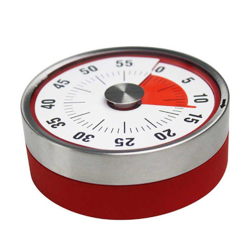 Timer para Cozinha Analógico Redondo com Imã 33201