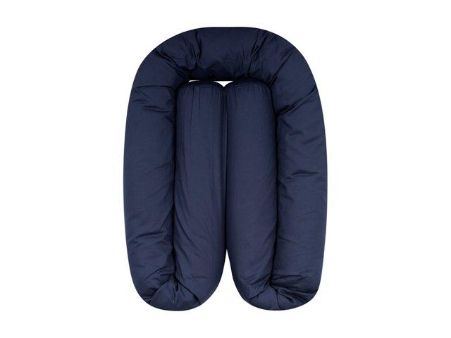 Almofada Protetora Multifuncional Azul Marinho