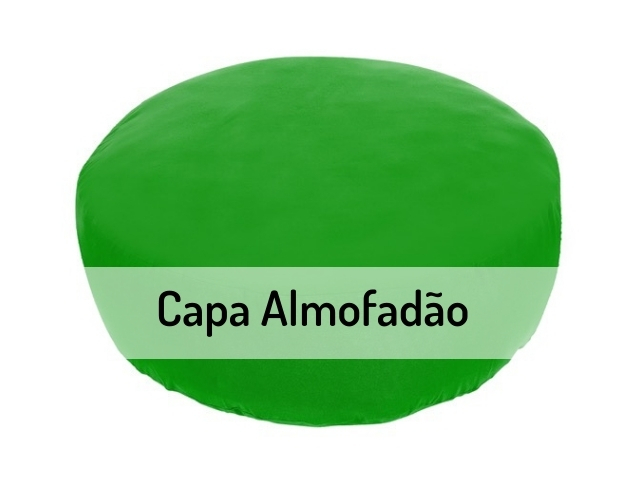 CAPA Almofadão Liso Colorê