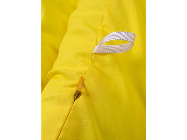 CAPA para Almofada Protetora Multifuncional - Amarela