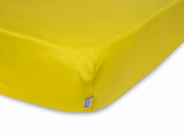 Lençol Berço Amarelo