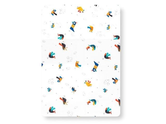 Lençol Júnior Pássaros (Ar)