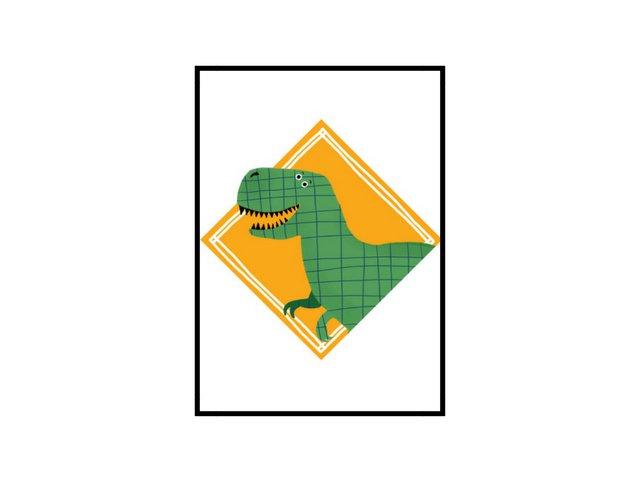 Pôster Dino Branco