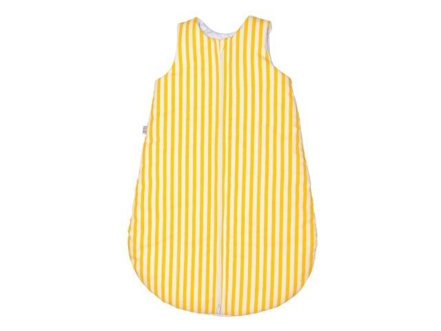 Saco de dormir Listras Amarelas- Tamanho P