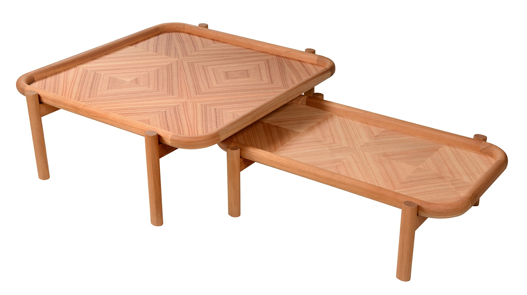 Mesa de Centro Colombina · Dü Design
