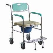 Cadeira de banho em alumínio ZIMEDICAL FST7801