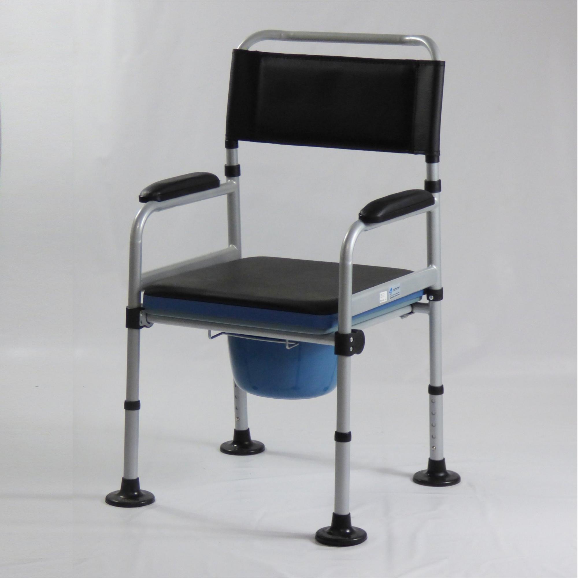 Cadeira de banho dobrável ZIMEDICAL FST7702