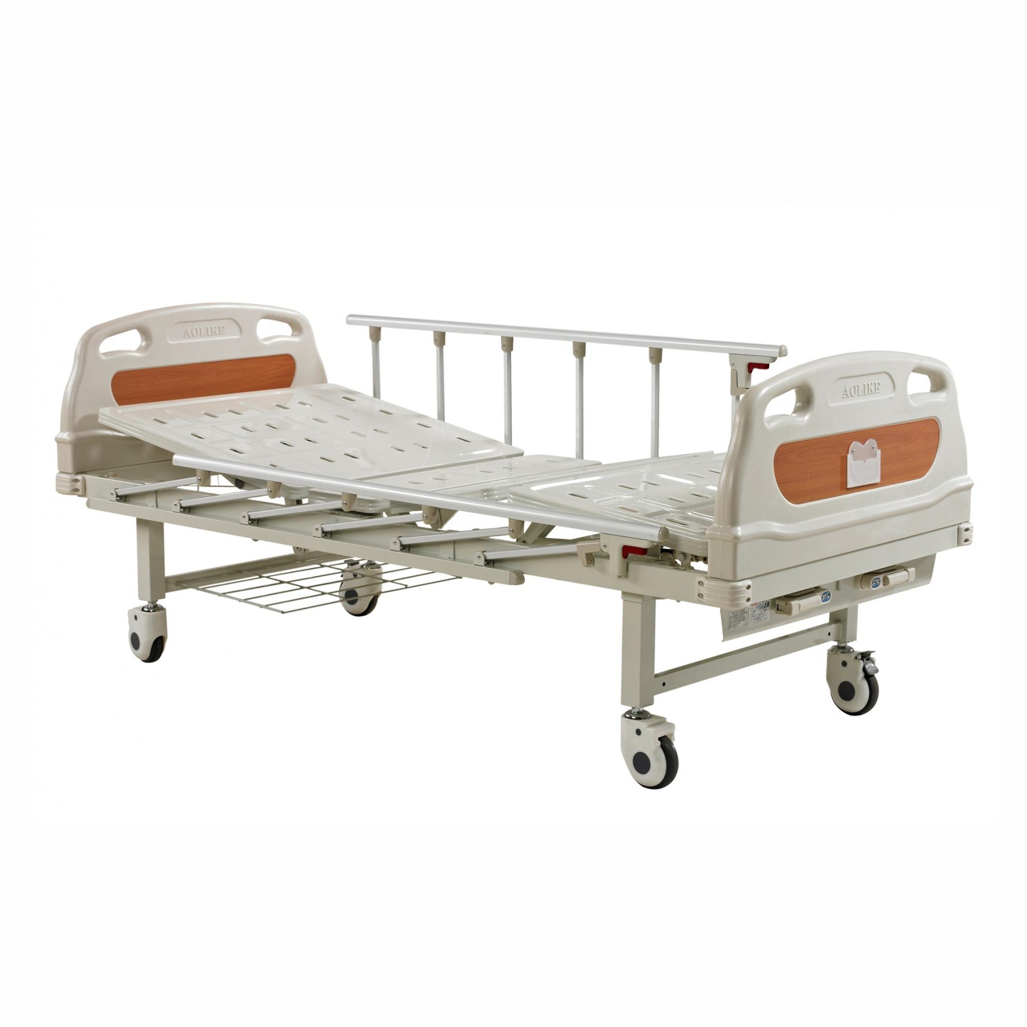 Cama Hospitalar Manual 2 movimentos ALK06 A232P