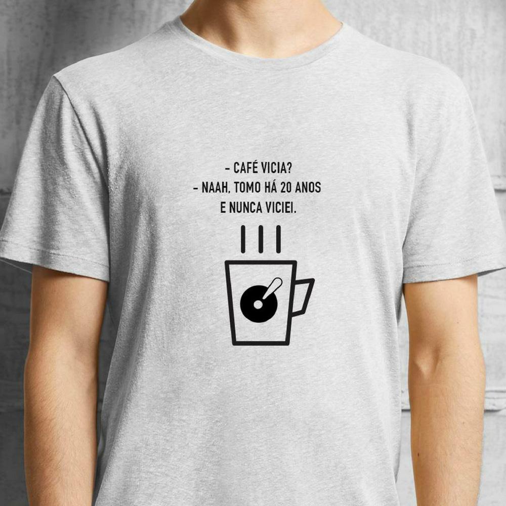 Camiseta Café Vicia