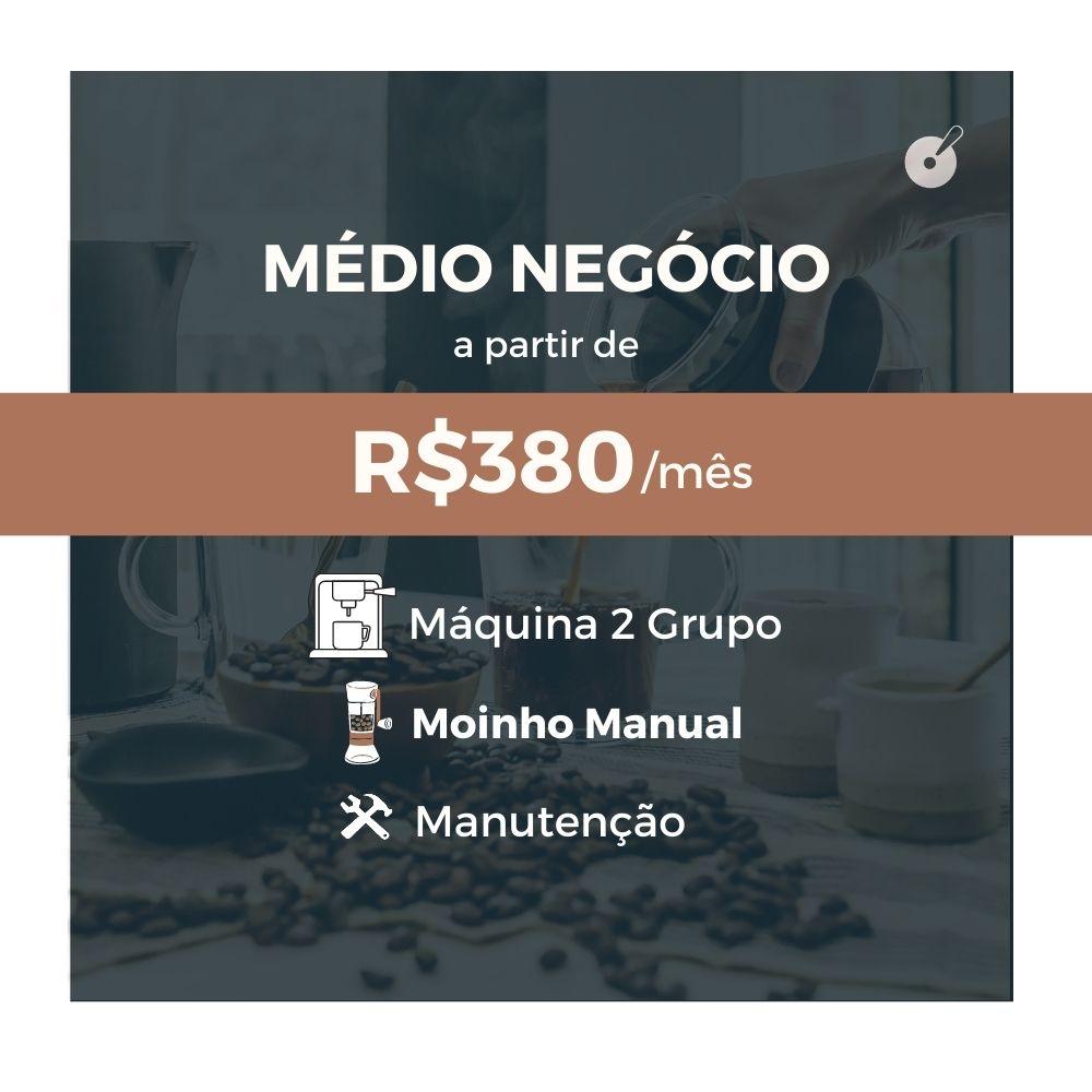 Food Service - Médio Negócio