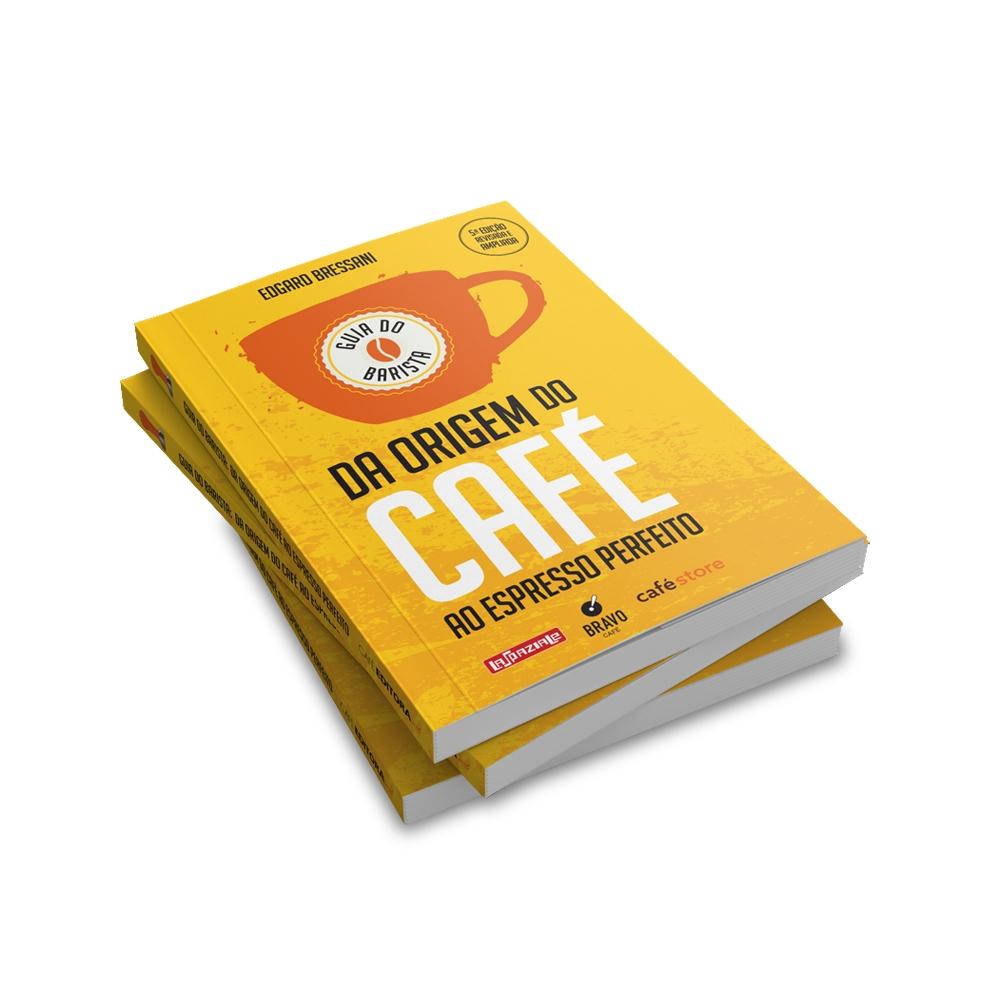 Livro Guia do Barista  5ª edição
