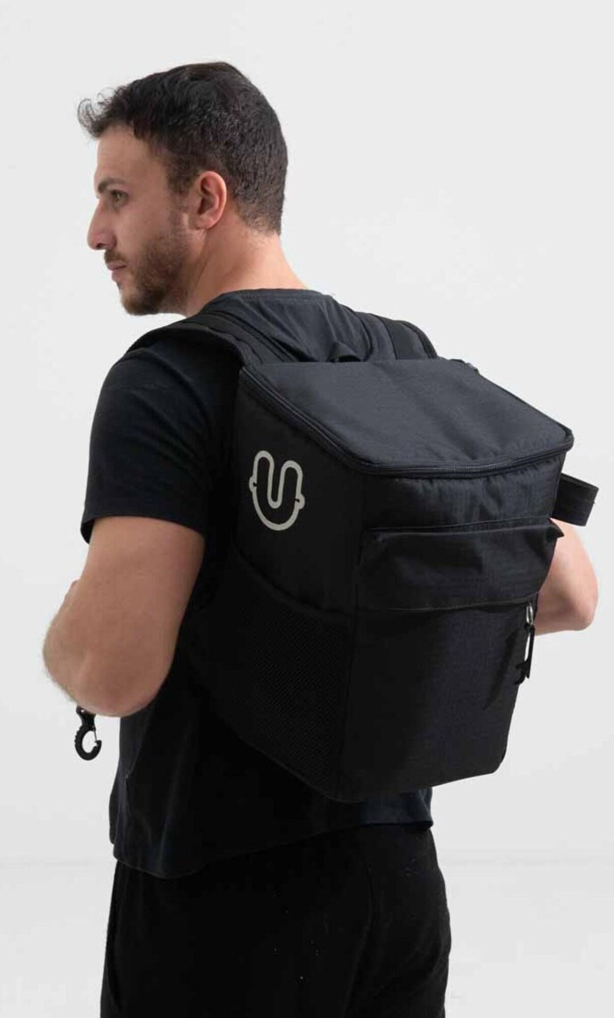 Hug Bag Mochila Térmica All Black