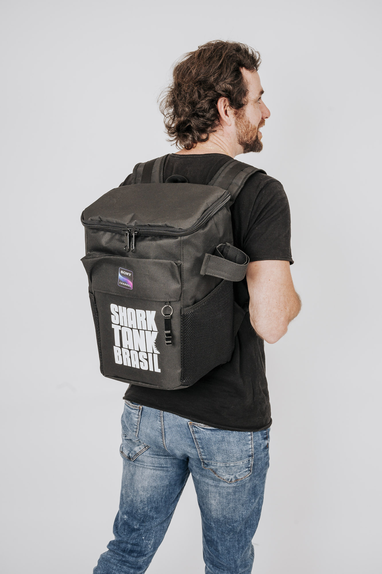 Hug Bag Mochila Térmica Linha Unic