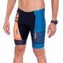 Bermuda Triathlon Woom Linha 140 Hunter Azul Masc
