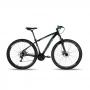 Bicicleta Adulto Ducce Vision X1 Preta/Azul