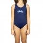 Maiô Swim Natação Nixie Navy Infantil