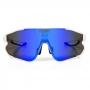 Óculos de Sol Hupi Bornio Cristal/ Preto