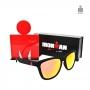 Óculos Esportivo Adulto Yopp IronMan Preto