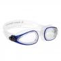 Óculos Natação Aqua Sphere Eagle Transparente e Azul