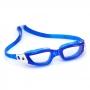 Óculos Natação Aqua Sphere Kameleon Azul Lente Transparente