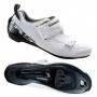 Sapatilha de Triathlon Shimano TR5 Branca