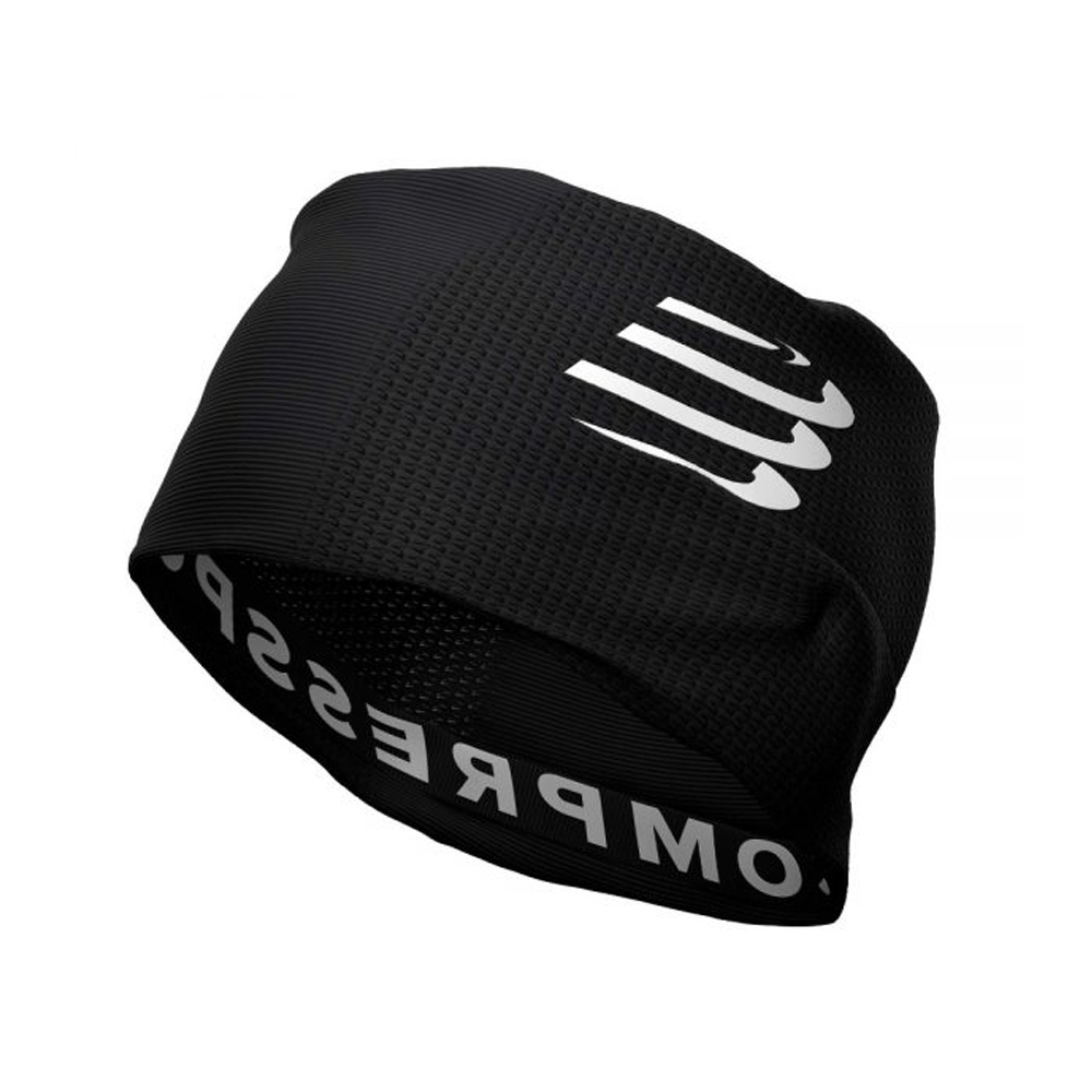 Bandana Multi Compressport 3D Thermo Ultraligth Preta
