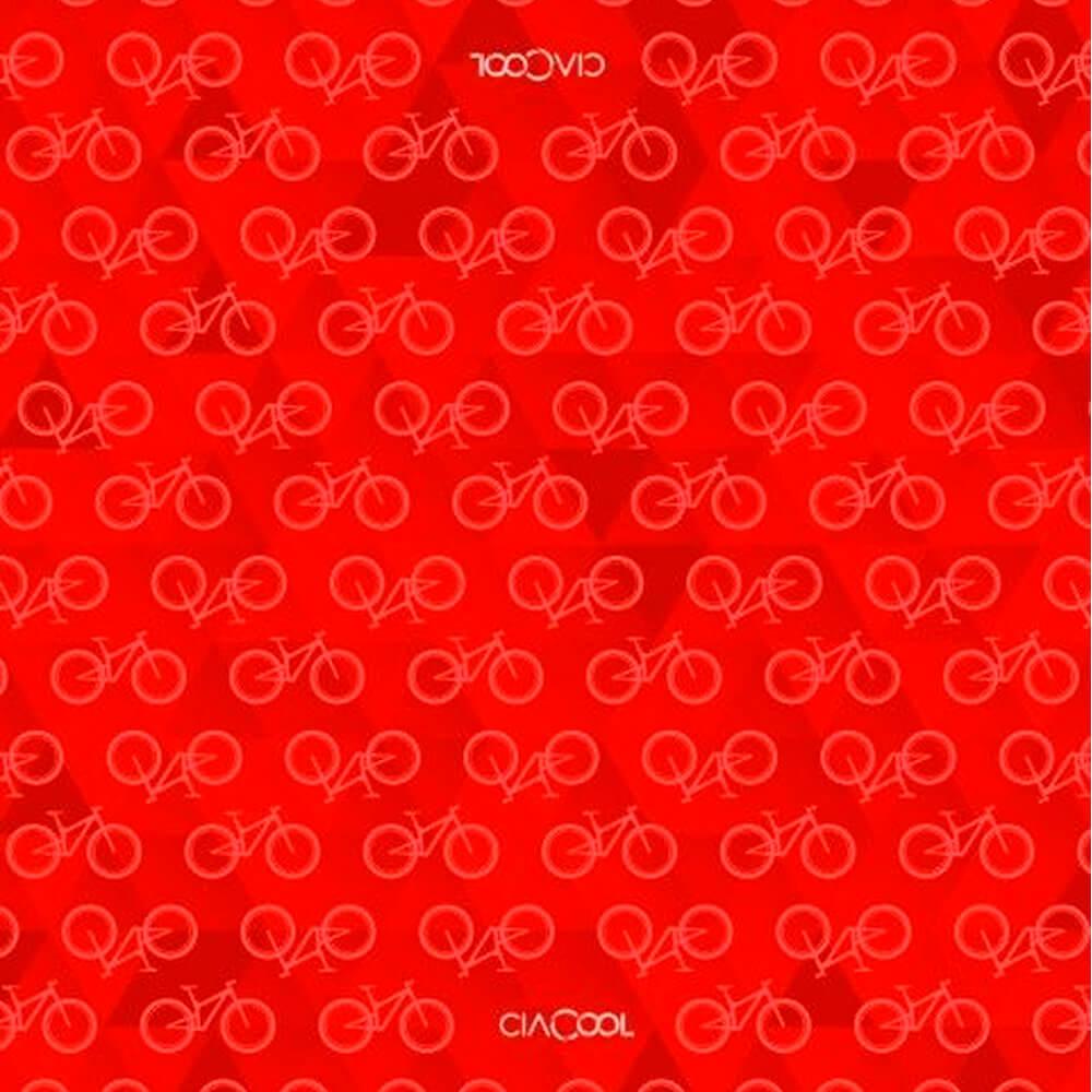 Bandana Multiuso Bike Orange CiaCool