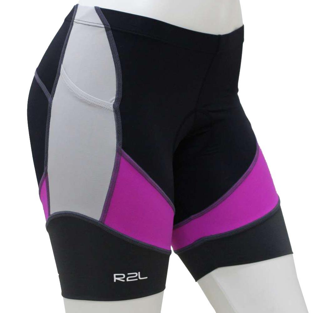 Bermuda Triathlon R2L Attack Rosa Fem