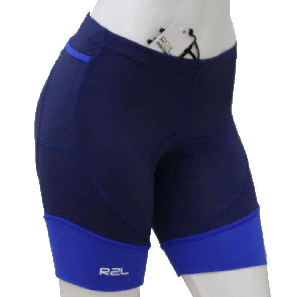 Bermuda Triathlon R2L War Azul Fem