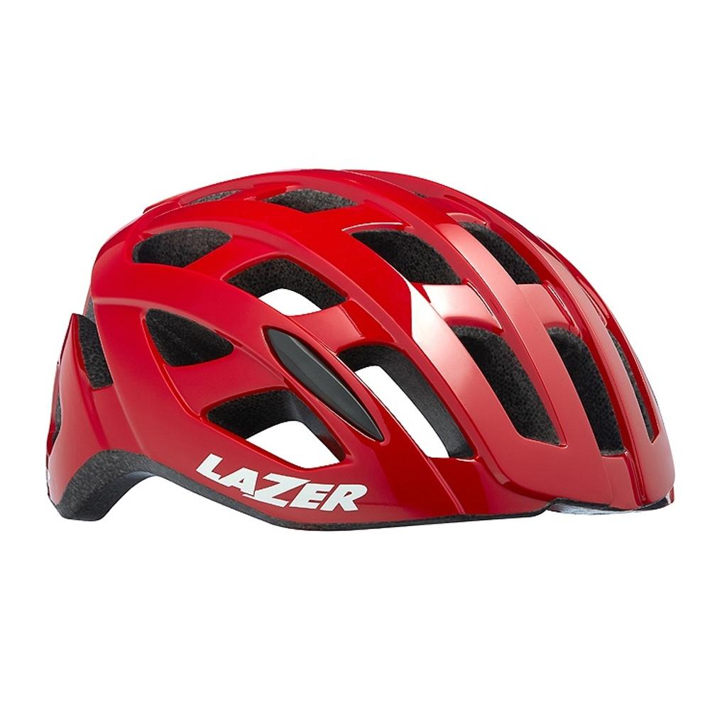 Capacete Ciclismo Lazer Road Tonic Vermelho