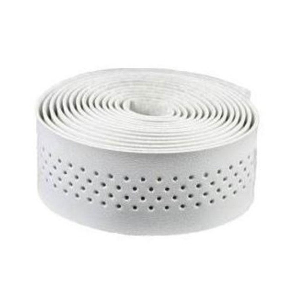 Fita de Guidão Profile Design TacorMF8 Microfiber Branca