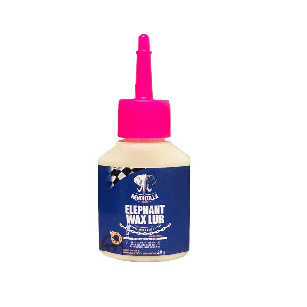 Lubrificante de Corrente Elephant Wax Lub 20ml