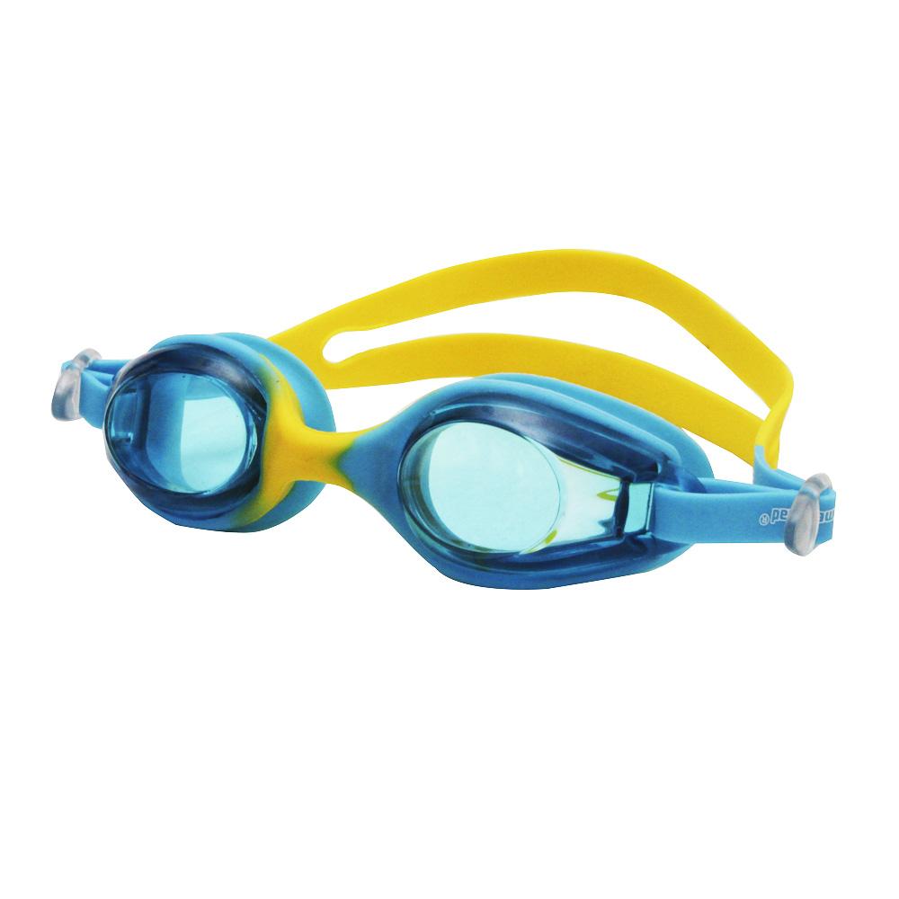 Óculos Natação Hammerhead Flash Junior Azul/Amarelo