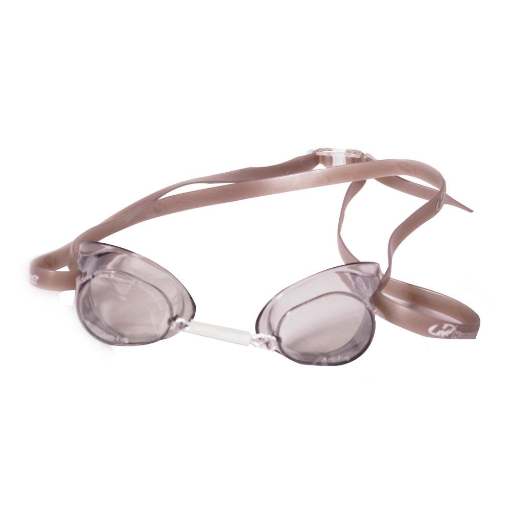 Óculos Natação Hammerhead Sueco Preto Lente Fumê