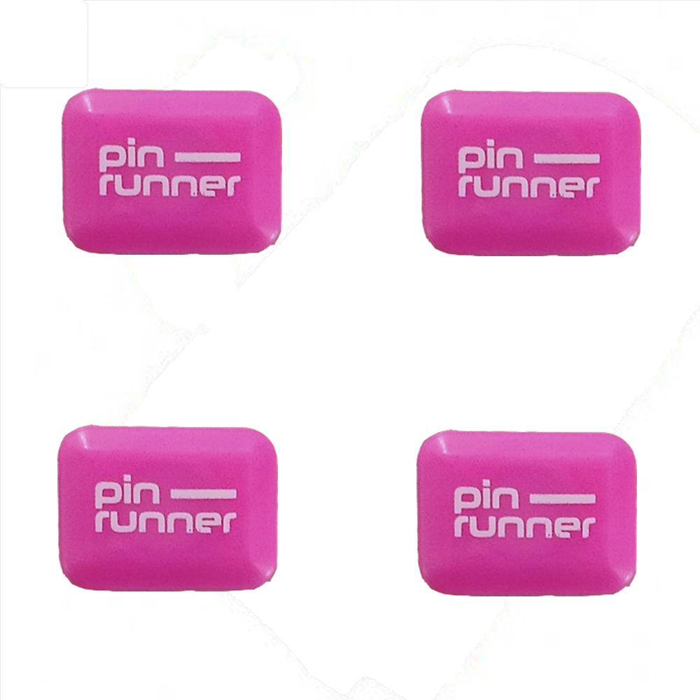 Porta Numero Magnetico Pin Runner