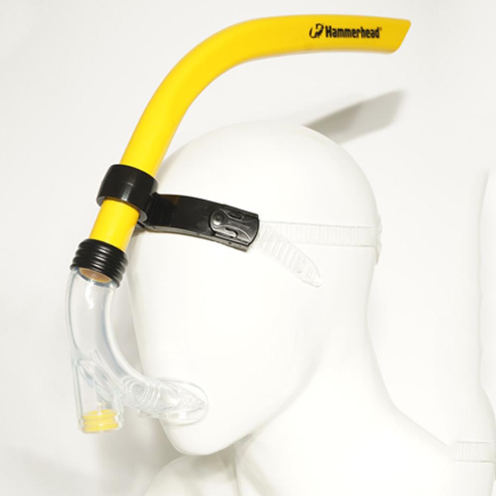 Snorkel Frontal Curto Hammerhead Amarelo