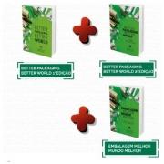 Better Packaging. Better World - 1ºEdição + Better Packaging. Better World - 2ºEdição + Embalagem Melhor Mundo Melhor