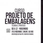 CURSO PROJETOS DE EMBALAGENS(c/livros)