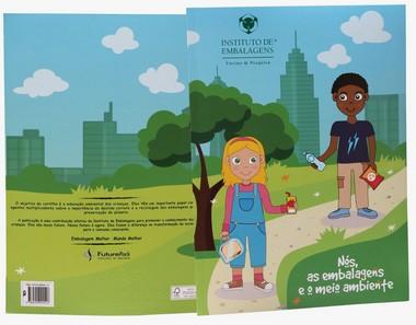 Cartilha de Educação Ambiental: Nós as embalagens e o meio ambiente