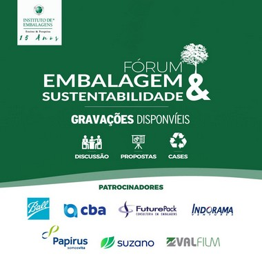 Fórum Embalagem e Sustentabilidade 2020 - Completo