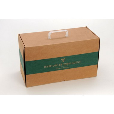 Kit de Referência em Embalagens + de 70 amostras de materiais