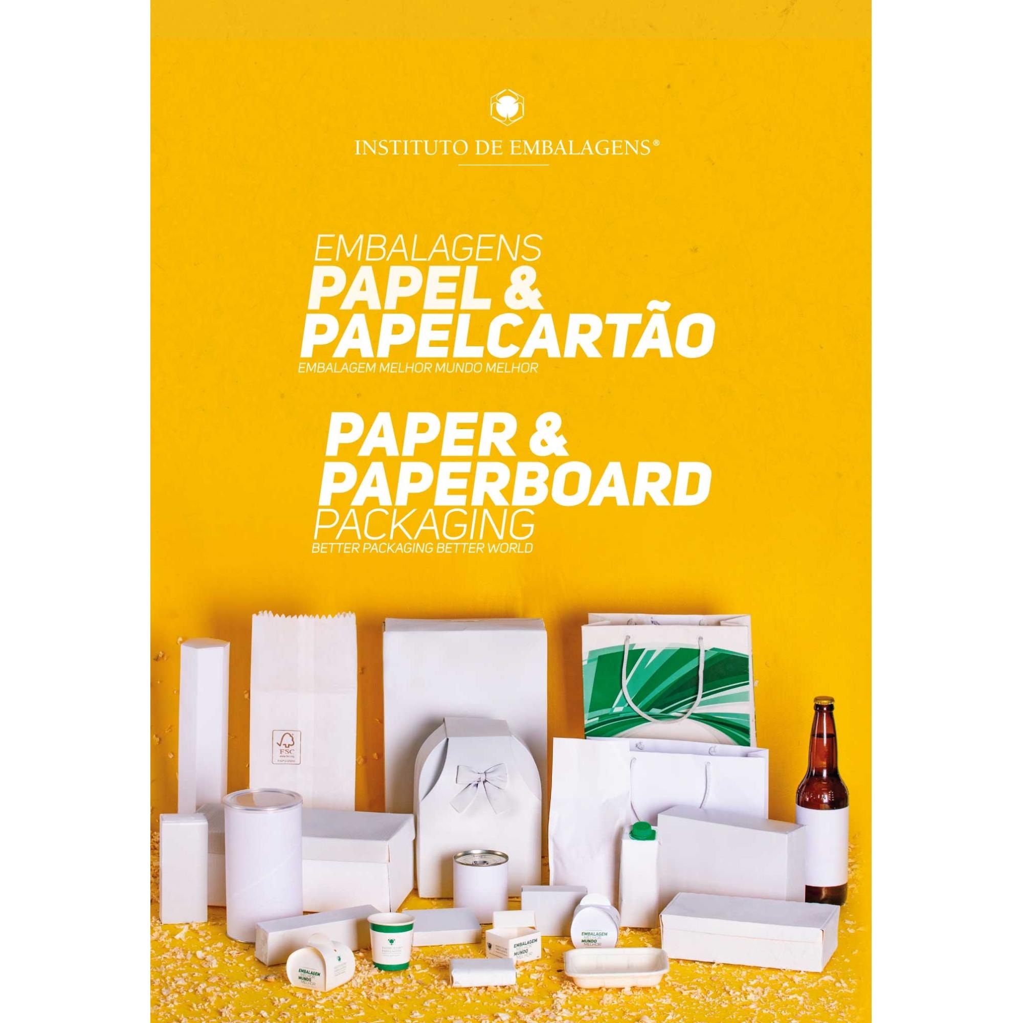 EMBALAGENS PAPEL & PAPELCARTÃO
